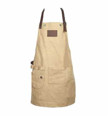 Avental Canvas Apron